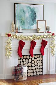Holiday Home Decorations by My Holiday Home Tour Decor Fix