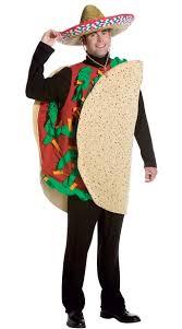 Mens Funny Halloween Costumes Taco Costume Mens Food Halloween Costume Mens Funny Costume