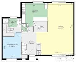 plan de maison a etage 5 chambres plan maison 5 chambres plain pied amazing soubise plain pied m avec