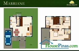 House Design In Philippines with Floor Plan New Marvellous House