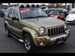 03 jeep liberty renegade used 2003 jeep liberty for sale pricing features edmunds