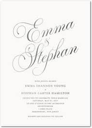 wedding invitations hamilton embossed bordered warm white wedding invitations timeless