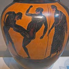 Different Types Of Greek Vases Art History 2010 Greek Pottery