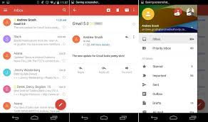 gmail update apk gmail 5 0 is rolling out to play grab the apk now
