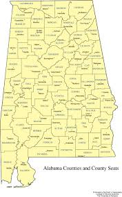 Alabama Time Zone Map Alabama County Map Numbers At Maps