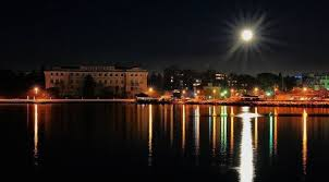smiths point light show things to do in zadar zadar travel blog chasing the donkey