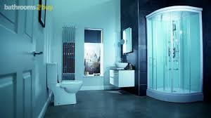 aqualine hydromassage shower cabin with 6 body jets youtube