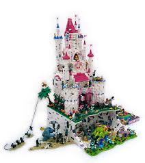 friends bricks friendsington castle