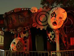 knotts scary farm 2011 review hollywood gothique