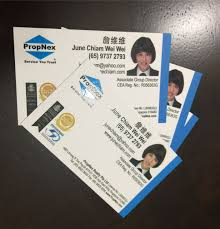 Singapore Business Cards Spot Uv Business Card Printing In Singapore