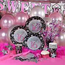 sweet 16 party supplies 9 best sweet sixteen party ideas images on marriage