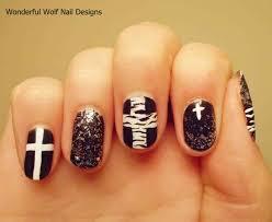 nail cross designs images nail art designs