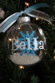 personalized ornaments photo by paintedtreasuresbyme