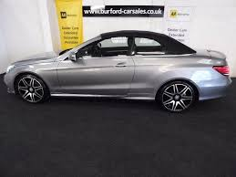 mercedes e400 cabriolet amg sport plus used 2013 mercedes e class 3 0 e400 amg sport plus cabriolet