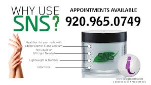 sns nails system bellevue nails spa l green bay nails salon l