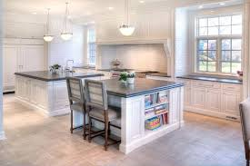 Kitchen Cabinets Virginia Virginia Mist Granite Mist Granite For A Transitional Kitchen With