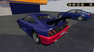 gemballa f355 virtual stance works forums slrr roleplay car builds