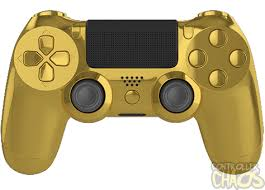 how to change the color of ps4 controller light chrome gold edition ps4 modded controller controller chaos