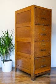 Oak File Cabinets For The Home - best 25 wooden file cabinet ideas on pinterest file cabinet