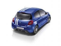 2010 geneva auto show renault clio gordini rs autoevolution