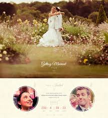 wedding websites best 20 best html templates for creating wedding website web