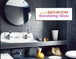 small bathroom decorating ideas domino