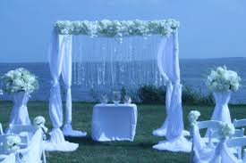 outdoor wonderful beach wedding design ideas gazebo wedding