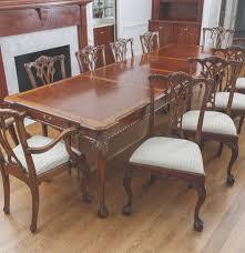 dining room simple mahogany dining room tables interior
