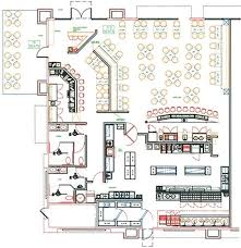 restaurant kitchen layout ideas restaurant layout design restaurant room plan idea with kitchen