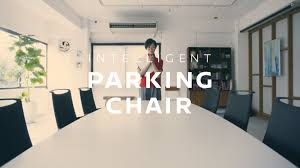 intelligent office chairs that automatically park themselves