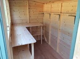 Potting Sheds Plans Work Garden Shed Outdoor Artistic And Lovely Wood Shed Office
