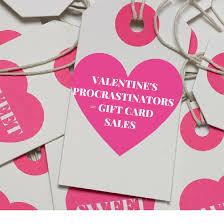 sale on gift cards s day procrastinators gift card sales salon