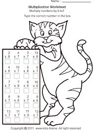 multiplication worksheets multiply numbers by 6 to 10