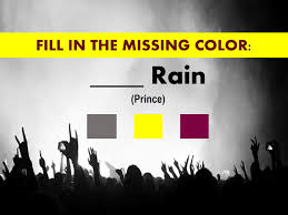 only a rock genius will be able to nail this color test playbuzz