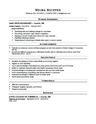 Retail Store Resume Objective Sample Resume For Cashier Retail Stores Grocery Store Cashier