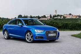audi a4 modified u s spec 2017 audi a4 priced starting at 38 250