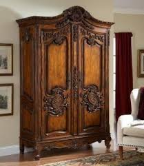 Flat Screen Tv Armoire Tv Armoire With Doors And Drawers Foter