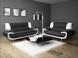 furniture magnificent white leather modern sectional white
