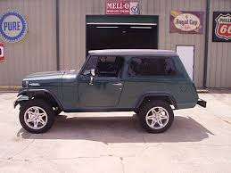 jeep commando custom 1969 jeep commando classics for sale classics on autotrader