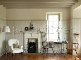 panelled walls pe032 14 the mix of warm grey on the panelled walls o