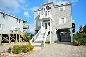 Beach House Rentals Topsail Island Nc - oceanfront vacation rentals on topsail island access realty