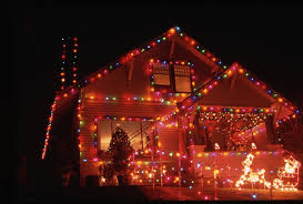 Candy Cane Lights Best Christmas Lights In Seattle Tacoma And Bellevue