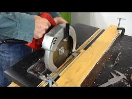 miter cuts on table saw miter slots for the homemade table saw youtube