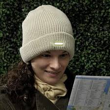 knit hat with led lights unique gifts knit hats with led lights tan