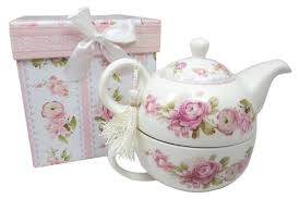 Shabby Chic Flower Pots by Buy Victorian Shabby Chic Flower Garden Teapot U0026 Cup Tea For One