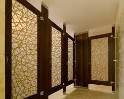 ironwood manufacturing wood veneer restroom partition
