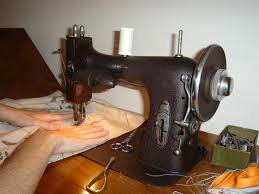 1939 electric white rotary machine sew much more