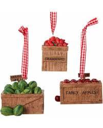 save your pennies deals on kurt s adler 3pc fruit crate