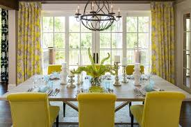 Beautiful And Bright Dining Room Designs - Design dining room
