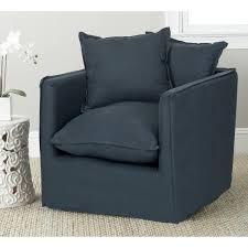 Armchair Deals Amazon Com Safavieh Mercer Collection Joey Arm Chair Blue